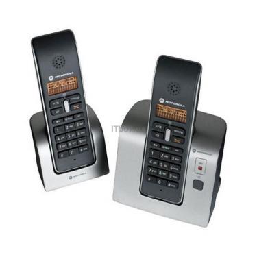 Телефон DECT Motorola D202 - фото 1