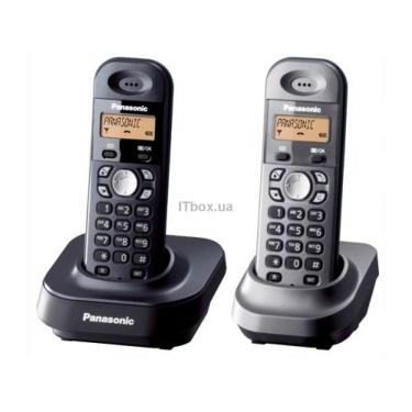 Телефон DECT Panasonic KX-TG1412UA1 - фото 1