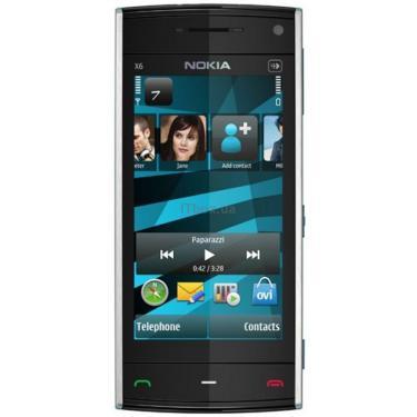 Мобильный телефон X6 Azure 8Gb Nokia (002S4H9) - фото 1