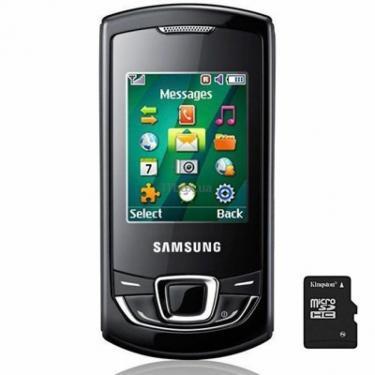 Мобильный телефон GT-E2550 (Monte Slide) Metallic Sil Samsung (GT-E2550MSD) - фото 1