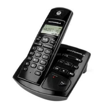 Телефон DECT Motorola D111 (5060233770458) - фото 1