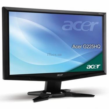Монитор Acer G225HQVBD (ET.WG5HE.011 / ET.WG5HE.012) - фото 1