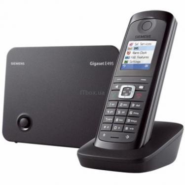 Телефон DECT Siemens Gigaset E495 Espresso - фото 1