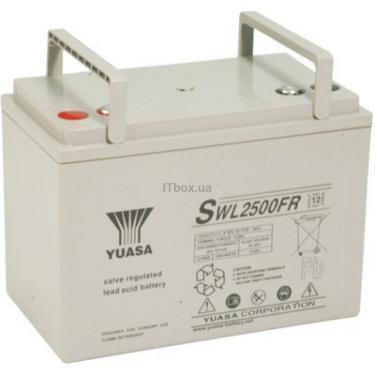 Батарея до ДБЖ Yuasa SWL2500FR APC (SWL2500) - фото 1