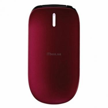 Мобильный телефон A175 Wine Red LG (A175 WR) - фото 1