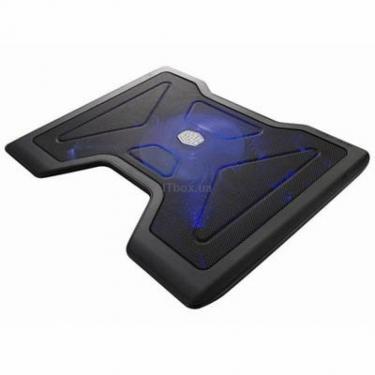 Подставка для ноутбука CoolerMaster Notepal X2 (R9-NBC-4WAK-GP) - фото 1