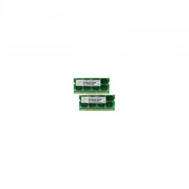 Модуль пам'яті для ноутбука SoDIMM DDR3 8GB (2x4GB) 1600 MHz G.Skill (F3-12800CL11D-8GBSQ) - фото 1