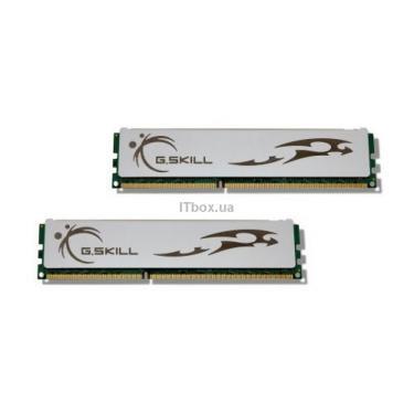 Модуль пам'яті для комп'ютера DDR3 4GB (2x2GB) 1333 MHz G.Skill (F3-10666CL8D-4GBECO) - фото 1
