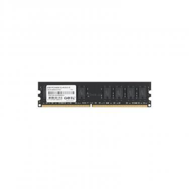 Модуль пам'яті для комп'ютера DDR2 4GB (2х2GB) 800 MHz GEIL (GB24GB6400C5DC) - фото 4