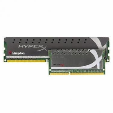 Модуль памяти для компьютера Kingston DDR3 4GB (2x2GB) 1600 MHz Фото