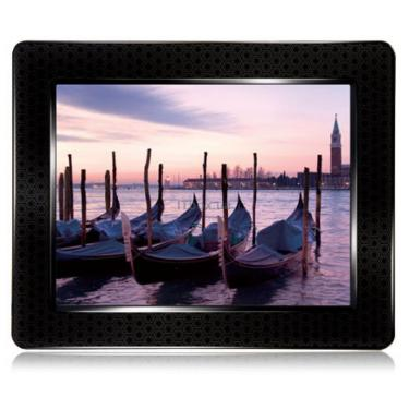 Цифровая фоторамка Photo Frame 830 black Transcend (TS2GPF830B) - фото 1