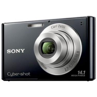 Цифровой фотоаппарат Cybershot DSC-W330 black SONY (DSC-W330B) - фото 1