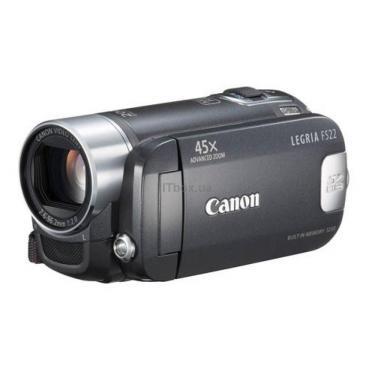 Цифровая видеокамера Legria FS22 Canon (3425B001) - фото 1