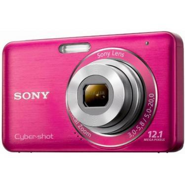 Цифровий фотоапарат Cybershot DSC-W310 pink SONY (DSC-W310P) - фото 1