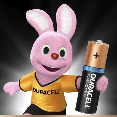 Батарейка Duracell AA TURBO MAX LR6 MN1500 * 4 (5000394069190 / 81546727) - фото 2