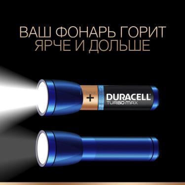 Батарейка Duracell AA TURBO MAX LR6 MN1500 * 4 (5000394069190 / 81546727) - фото 6