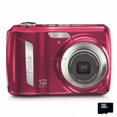 Цифровой фотоаппарат Kodak C143 red Фото