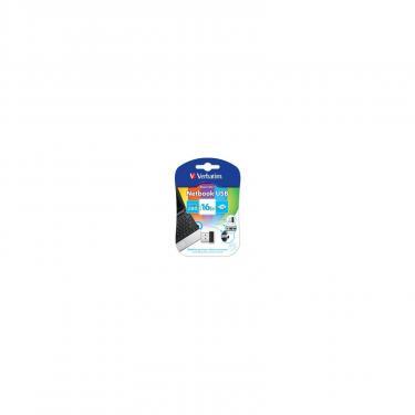 USB флеш накопичувач Verbatim 16Gb Store 'n' Go Netbook (43941) - фото 1