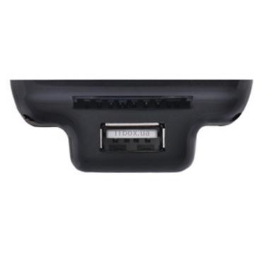 FM модулятор Grand-X CUFM22GRX black SD/USB (CUFM22GRX black) - фото 2