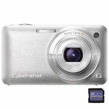 Цифровой фотоаппарат Cybershot DSC-WX5 silver Sony (DSCWX5S.CEE2) - фото 1