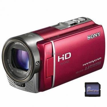 Цифровая видеокамера HDR-CX130 red Sony (# HDR-CX130ER) - фото 1