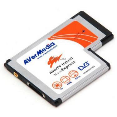 ТВ тюнер AVerMedia AVerTV Hybrid NanoExpress - фото 1