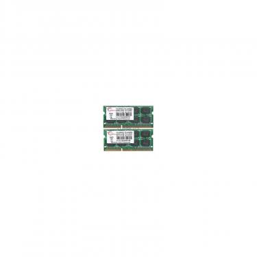 Модуль пам'яті для ноутбука SoDIMM DDR3 4GB (2x2GB) 1066 MHz G.Skill (F3-8500CL7D-4GBSQ) - фото 1