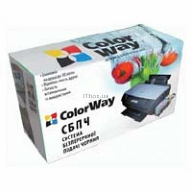 СБПЧ ColorWay HP №21/27/56/121/129/130/140 (H56/57CN-0.0NC) - фото 1