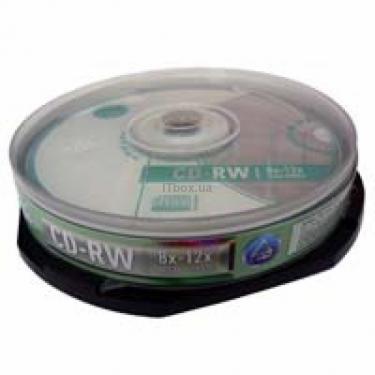 Диск CD L-PRO 700Mb 12x CakeBox 10шт (240137/1079817) - фото 1