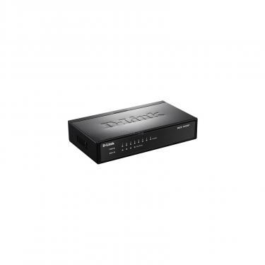 Коммутатор сетевой D-Link DES-1008P - фото 1