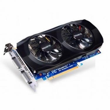 Відеокарта GIGABYTE GeForce GTX460 768Mb OverClock (GV-N460OC-768I) - фото 1