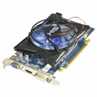 Видеокарта Radeon HD 5750 512Mb iCooler IV HIS (H575FN512) - фото 1