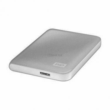 "Внешний жесткий диск 2.5"" 500GB WD (WDBACY5000ASL-EESN) - фото 1"