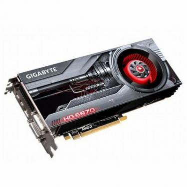 Видеокарта Radeon HD 6870 1024Mb GIGABYTE (GV-R687D5-1GD-B) - фото 1