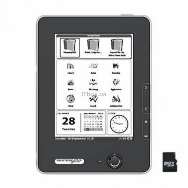 Электронная книга PocketBook PRO 602 dark grey (PB602-DY) - фото 1