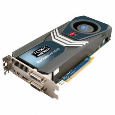 Видеокарта Radeon HD 6850 1024Mb TOXIC Sapphire (11180-03-40R) - фото 1
