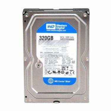 "Жорсткий диск 3.5"" 320Gb Western Digital (WD3200AAKX) - фото 1"