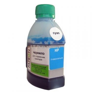 Чернила PATRON HP №22/28/57/78 Universal-2 CYAN (I-PN-HU2-180-C) - фото 1