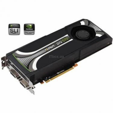 Відеокарта GeForce GTX570 1280Mb PALIT (NE5X5700F09DA) - фото 1