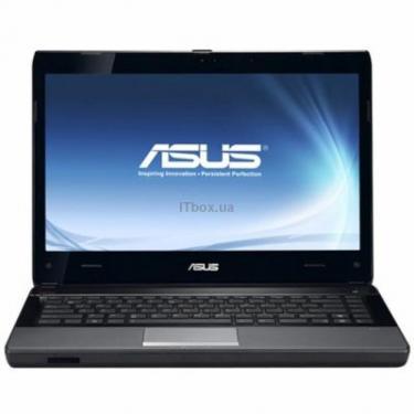 Ноутбук ASUS U41JF (U41JF-480M-S4DVAP) - фото 1