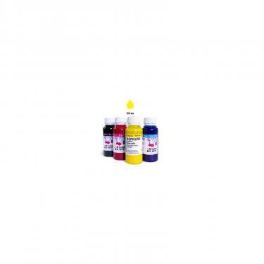 Чернила ColorWay Epson SP T50/59 R200/270 YellowPigm (EP660Y01) - фото 1