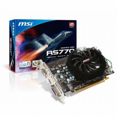 Видеокарта MSI Radeon HD 5770 1024Mb Фото