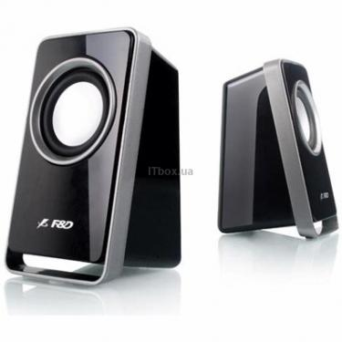 Акустическая система V520 USB Black F&D - фото 1