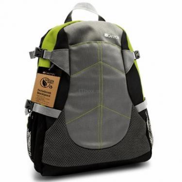 Рюкзак для ноутбука CANYON 15.6 Green series (CNF-NB04G) - фото 1