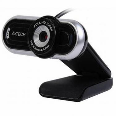 Веб-камера A4tech PK-920 H HD black/silver - фото 1