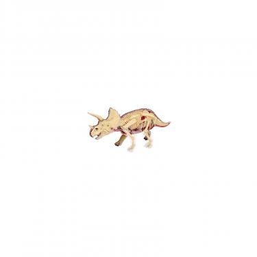 Пазл 4D Master Динозавр Трицератопс Фото 1