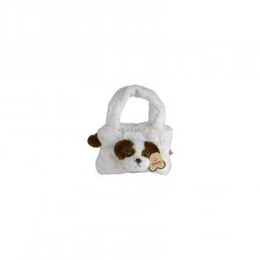 Мягкая игрушка Aurora Сумочка собака Шит-цу 30 см Фото