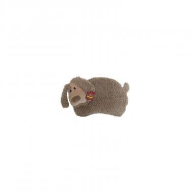 Мягкая игрушка Grand Собака Боня коричневая 40 см Фото