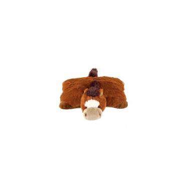Мягкая игрушка Pillow Pets Декоративная подушка конь Фото 2