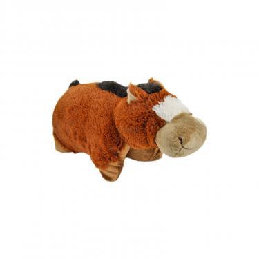 Мягкая игрушка Pillow Pets Декоративная подушка конь Фото